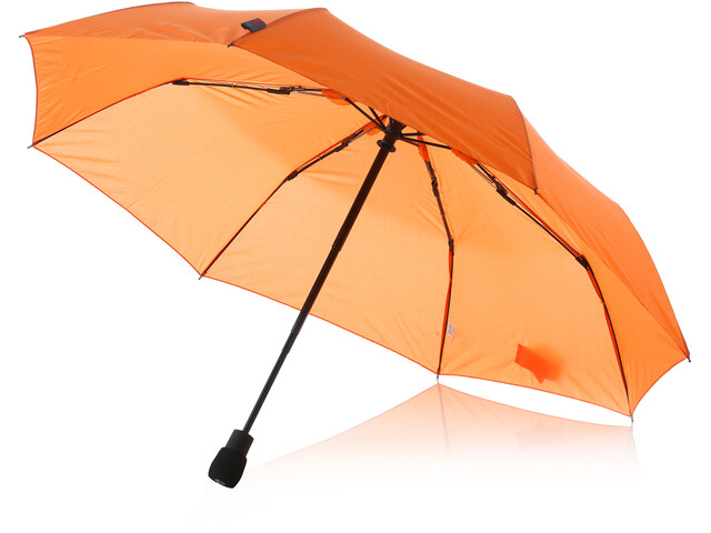 EuroSchirm light trek automatic Regenschirm orange